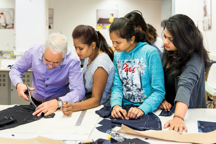 Indian Institute Of Fashion Technology Visit Paa Paris American Academy